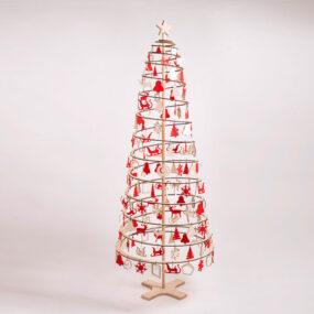 Slim weihnachtsbaum 600